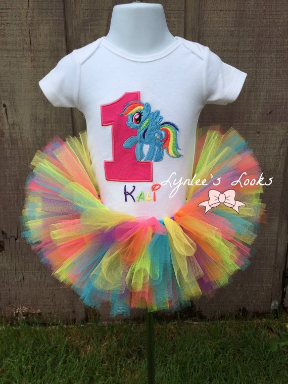 81cea34e My little pony birthday outfit. My little pony by LynleesLooks ...