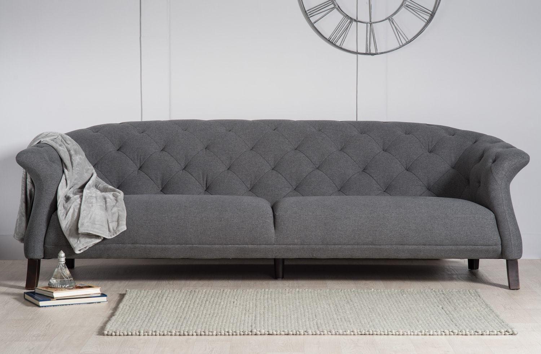 Designer Modern Contemporary Casper Chesterfield Sofa Set 3 4 Seater Armchair Ebay Chesterfield Style Sofa Sofa Seater Sofa