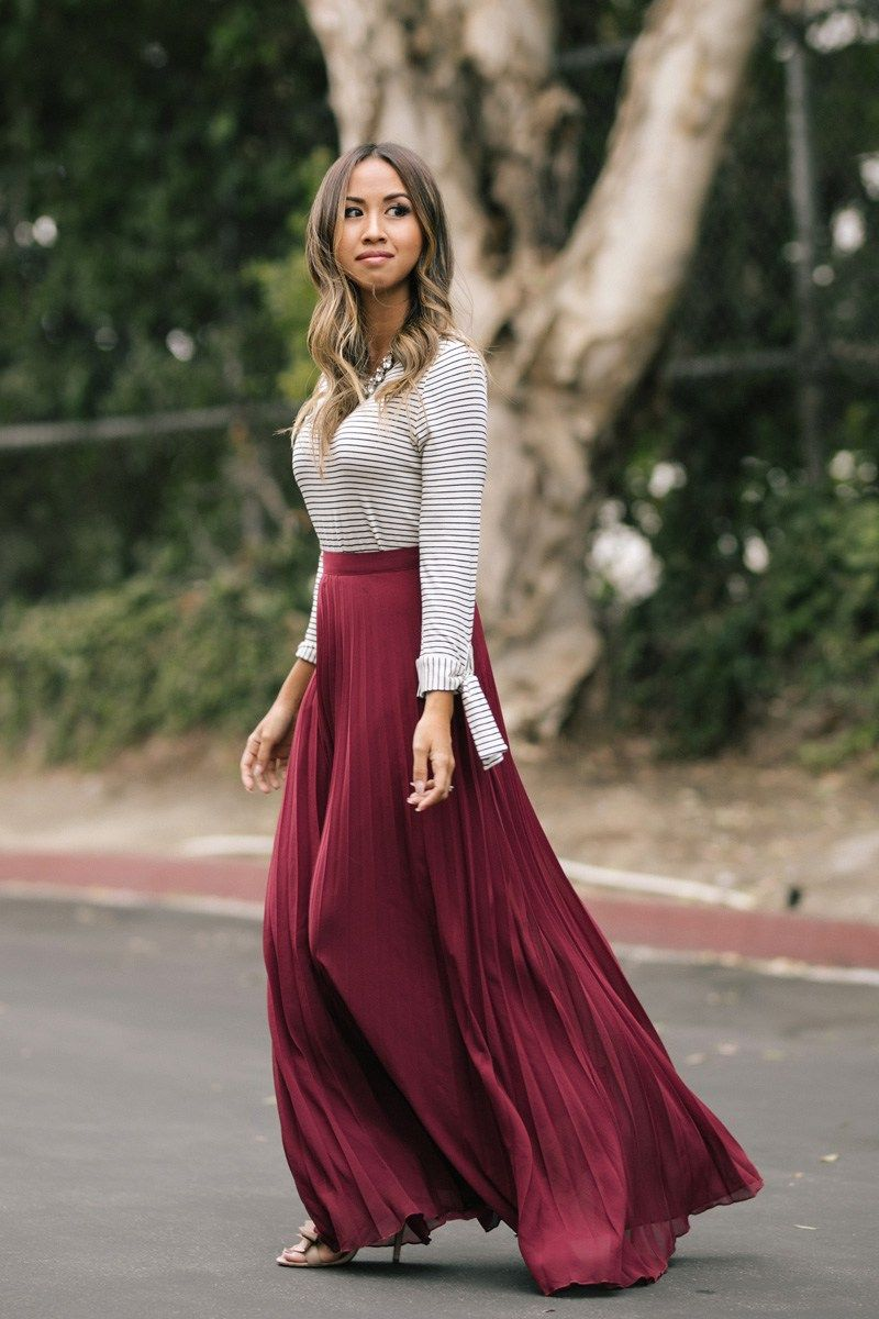 Fashion style How to maxi wear skirts for petite for woman