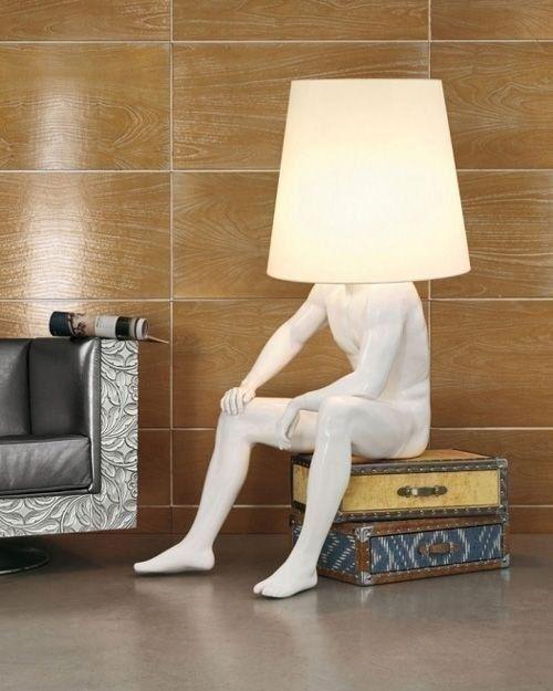 30 unusual and fun lamp designs floor lamp unique floor lamps and 30 unusual and fun lamp designs mozeypictures Gallery