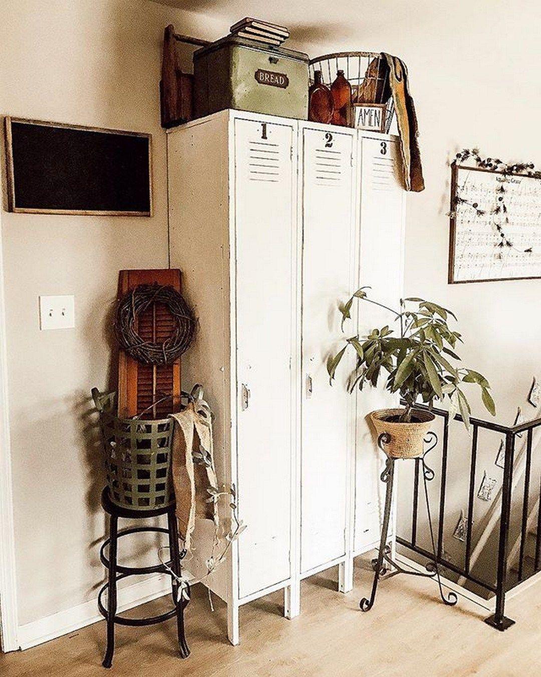 85 Practical Farmhouse Style Bookshelf Ideas - Farmhouse ...