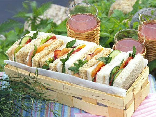 im k rbchen picknick liebe pinterest k rbchen sandwiches und picknick ideen. Black Bedroom Furniture Sets. Home Design Ideas