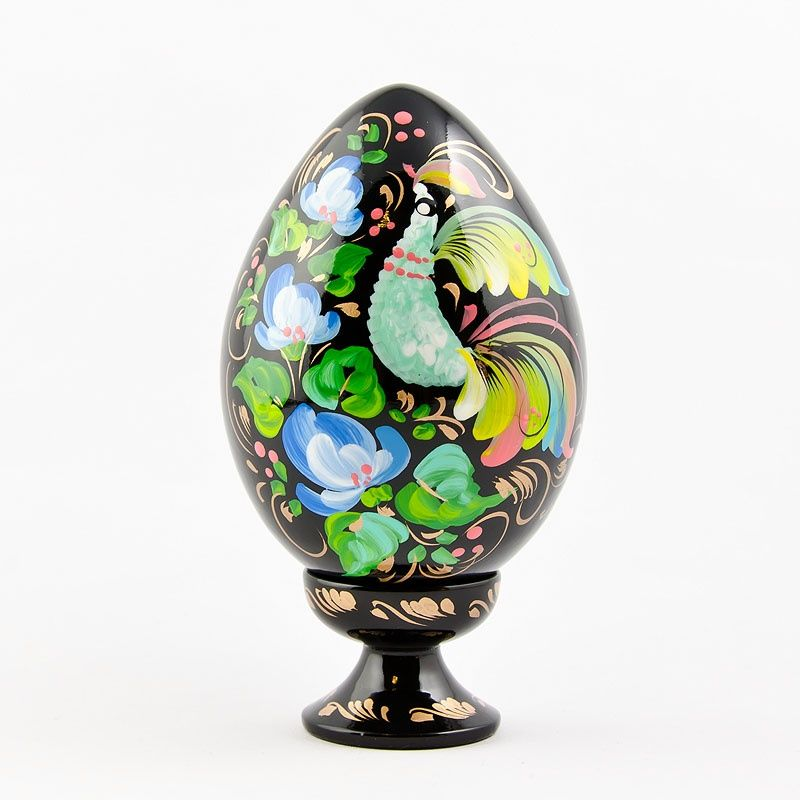 Rooster Easter Egg