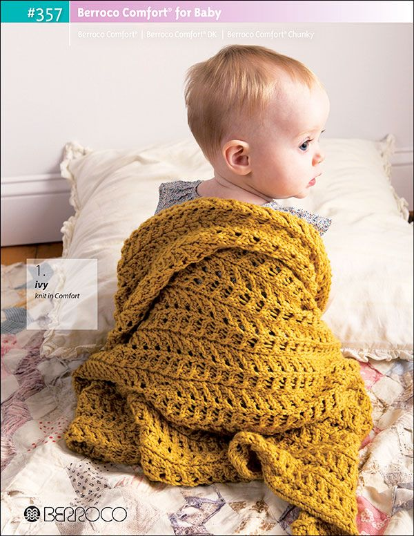 357 Berroco Comfort® for Baby | Berroco | I knit. Therfore I am ...