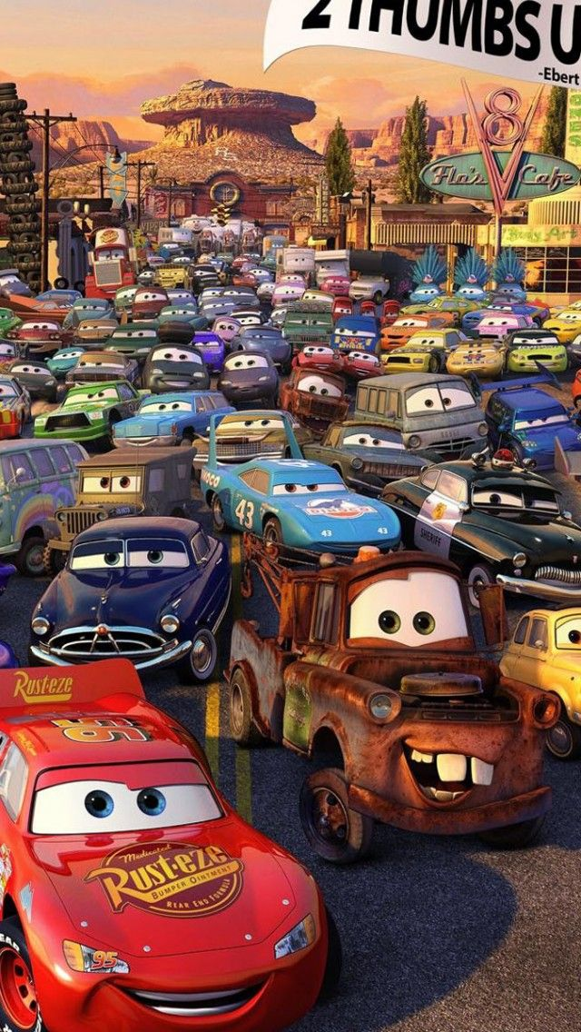 Cars Movie Review Iphone Wallpapers Com Imagens Festa Infantil