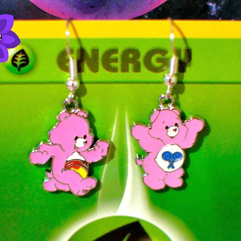 Care Bear inspired Earrings 3.0