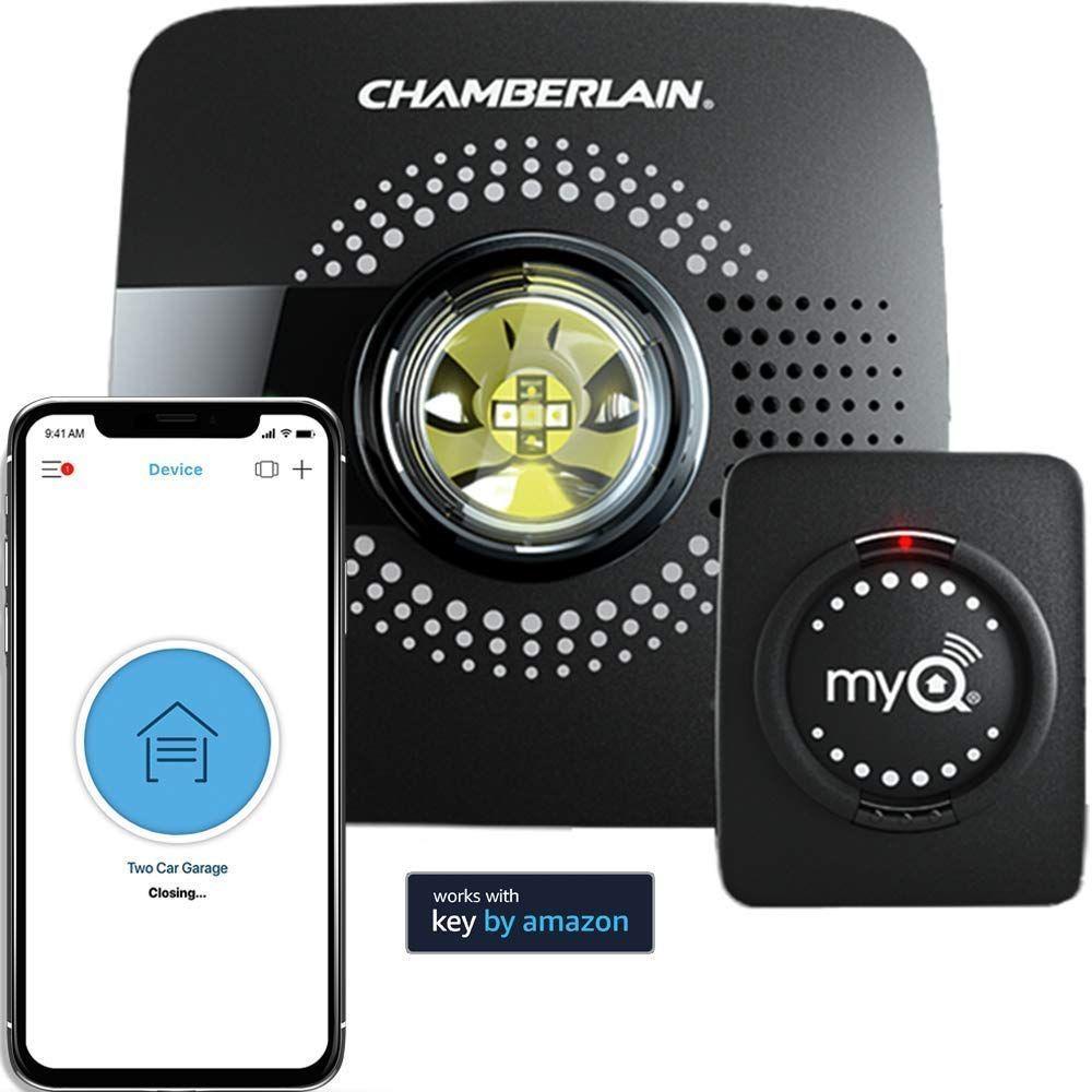 MyQ Smart Garage Door Opener Chamberlain MYQG0301
