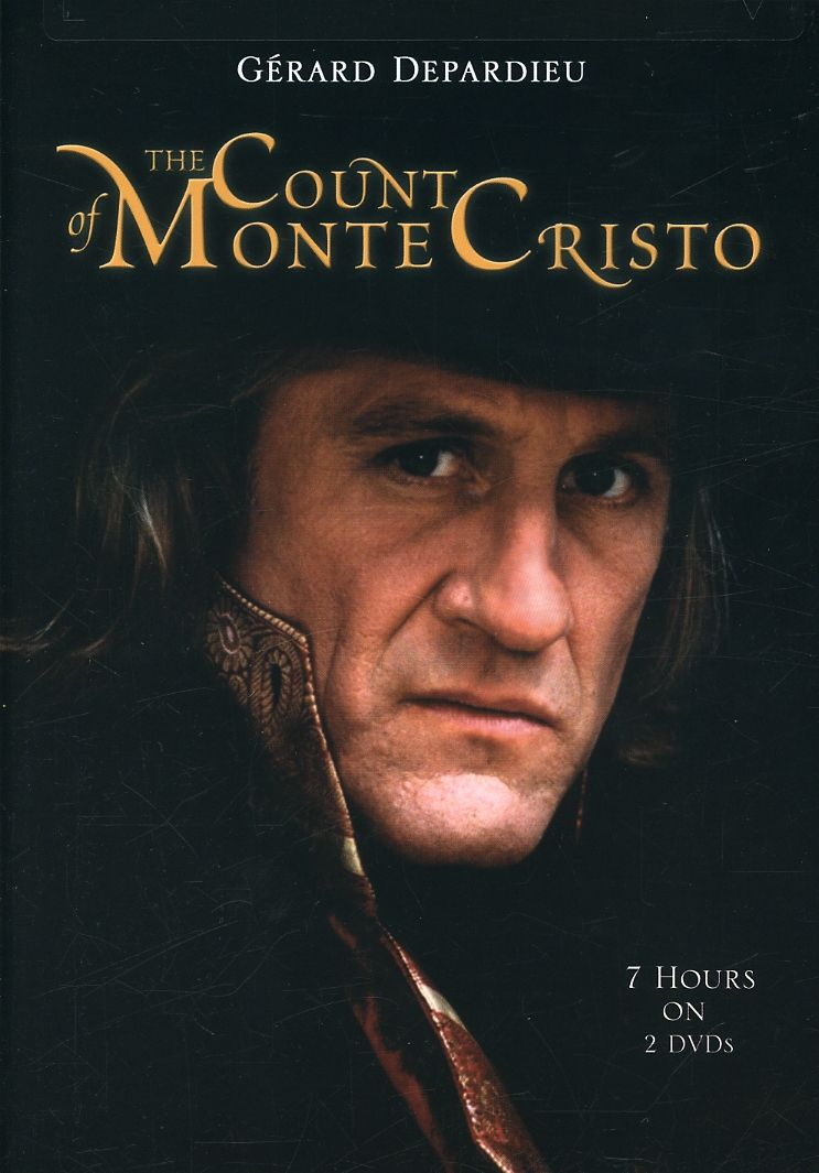 The Count of Monte Cristo - stars Gerard Depardieu, Ornella Muti, Inés Sastre