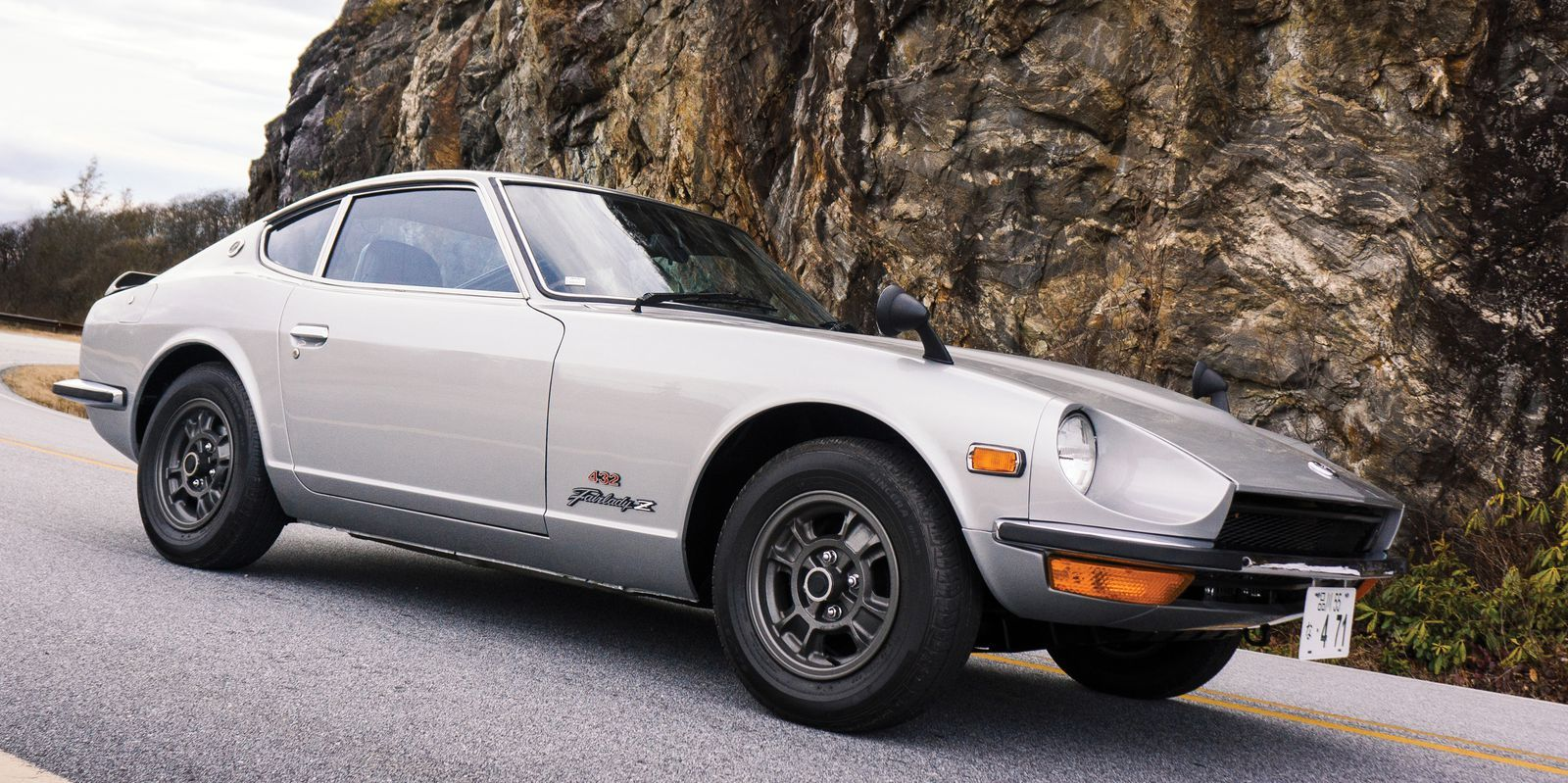 Ultra Rare Nissan Fairlady Z 432 Goes To Auction In Us Nissan Z Cars Nissan Datsun 240z