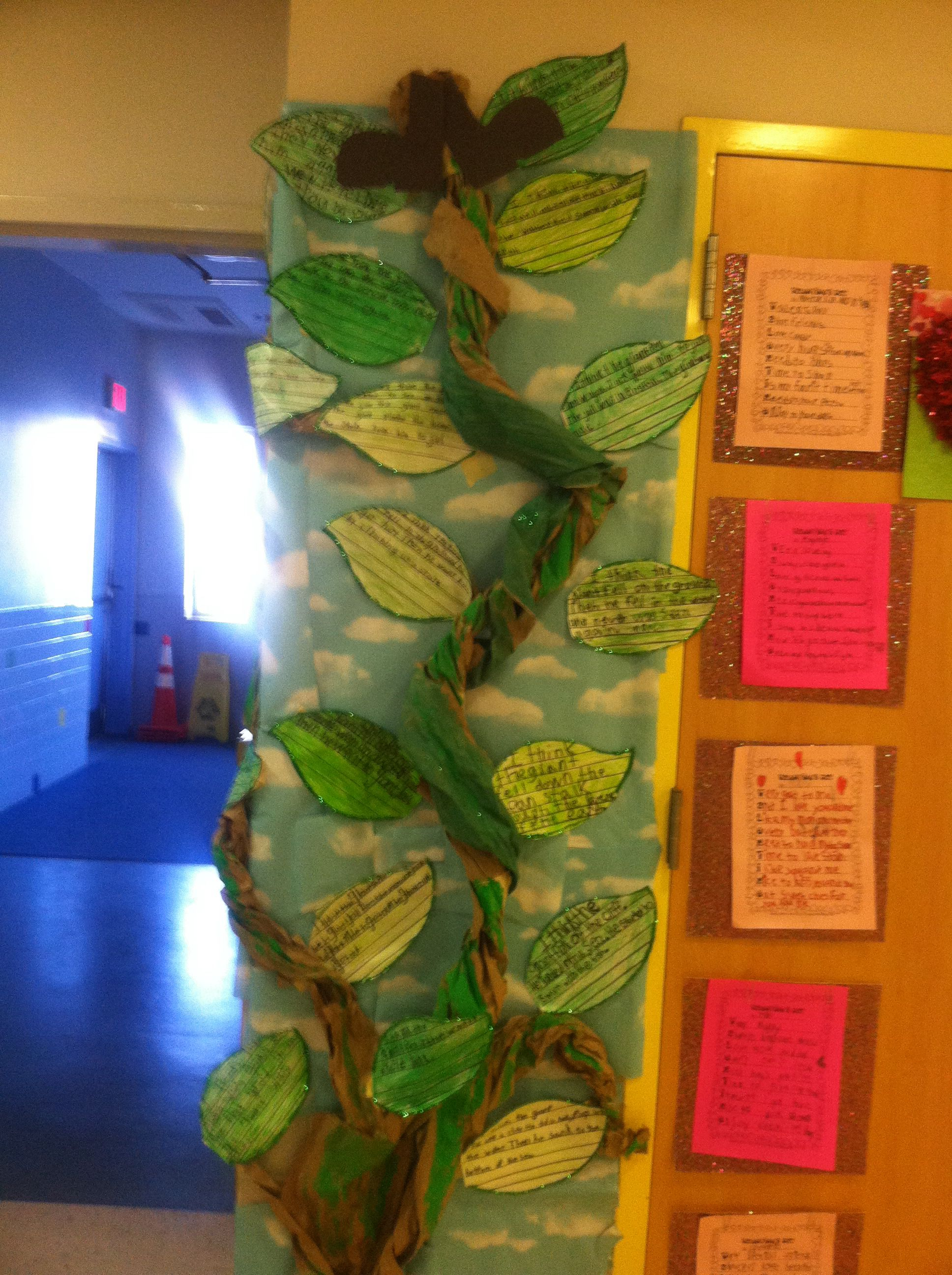Jack And The Beanstalk Fairytale Unit