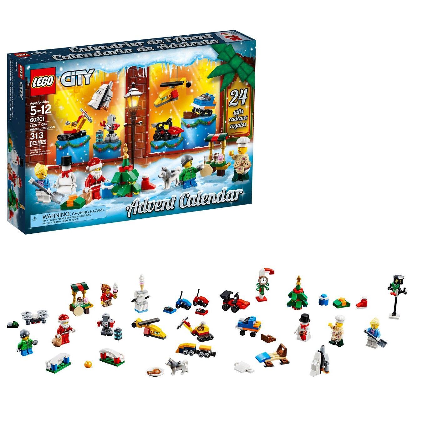 Mom Deal Lego City Advent Calendar At Target 23 99 Lego Advent Calendar Lego Advent Lego City Advent Calendar