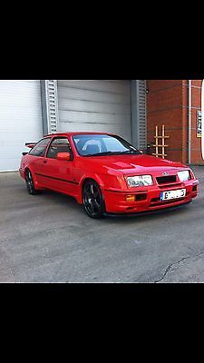 Picture 2 Of 11 Ford Sierra Ford Classic Cars Car Ford