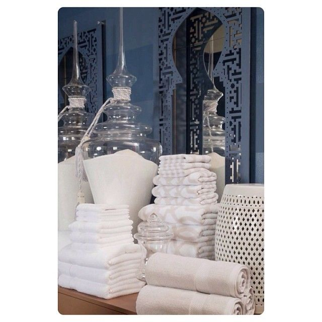 Summer Inspiration! IMAN Home Bed & Bath Collection now available at www.bedbathandbeyond.com #imanhome