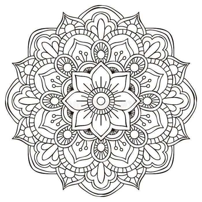 ▷ 1001 + coole Mandalas zum Ausdrucken und Ausmalen | Art ...