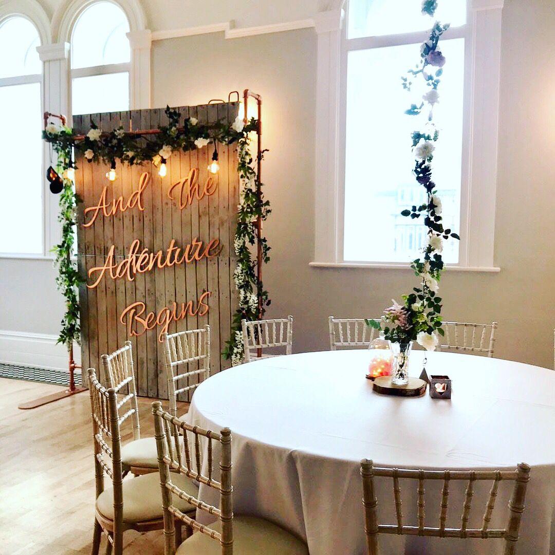 26+ Rustic wedding backdrop hire info