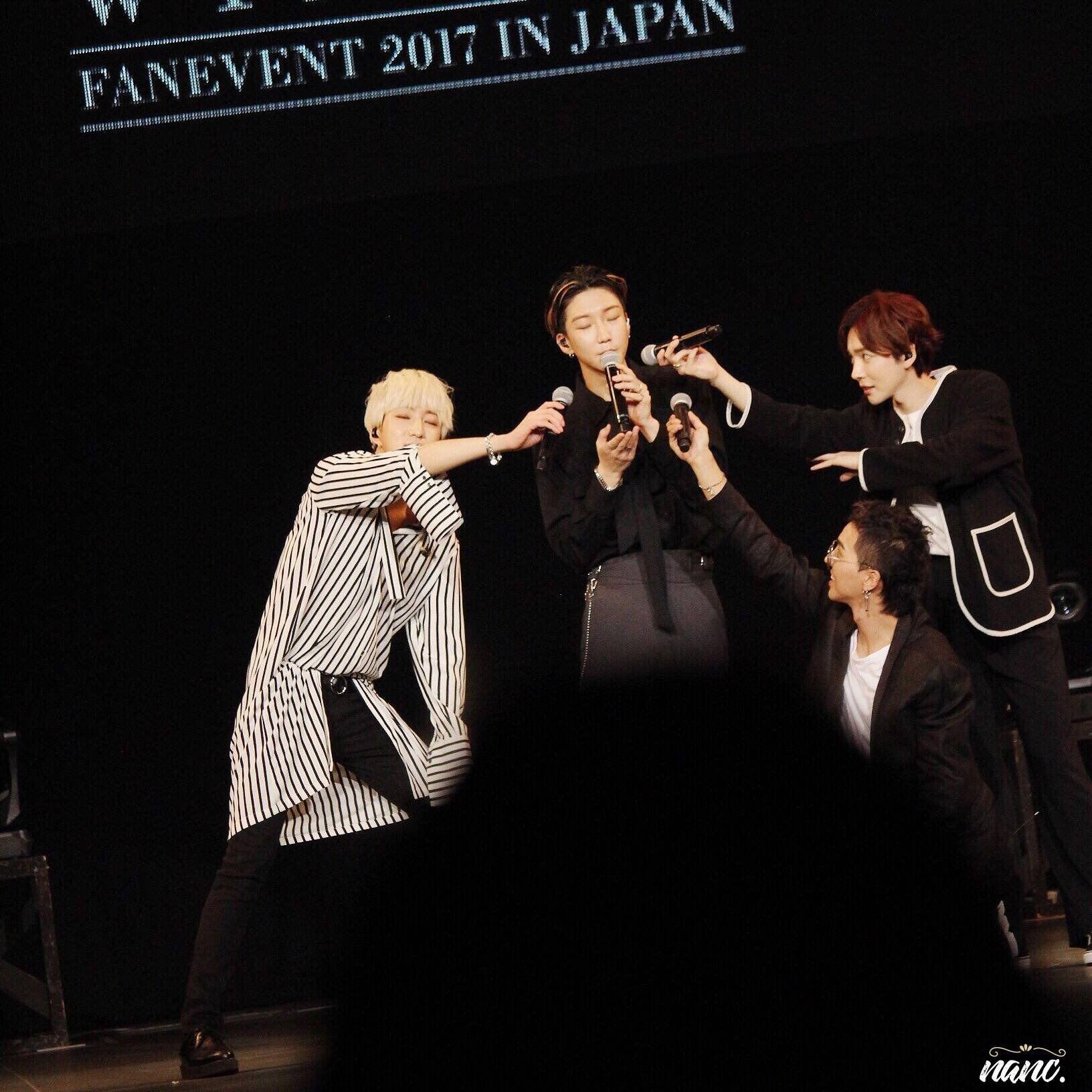 "nanc_rika on Twitter: ""6/10 winner Tokyo FM in CHIBA PHOTO Part3 Please no edit。 위너 김진우 이승훈 송민호 강승윤 https://t.co/ixmuRjsufM"""