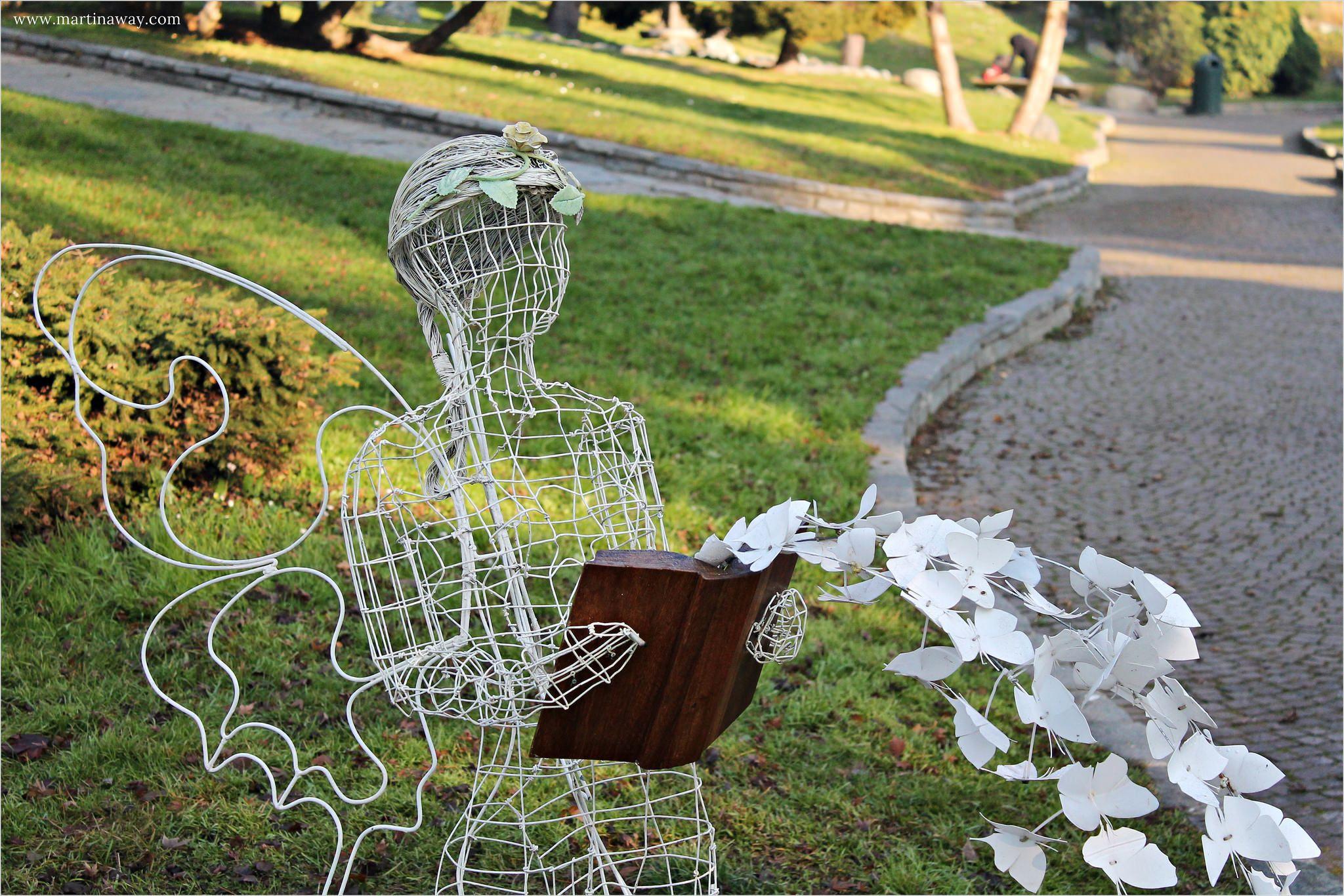 Parco Del Valentino Martina Sgorlon Torino Sculture Da Giardino Fotografie Di Viaggio