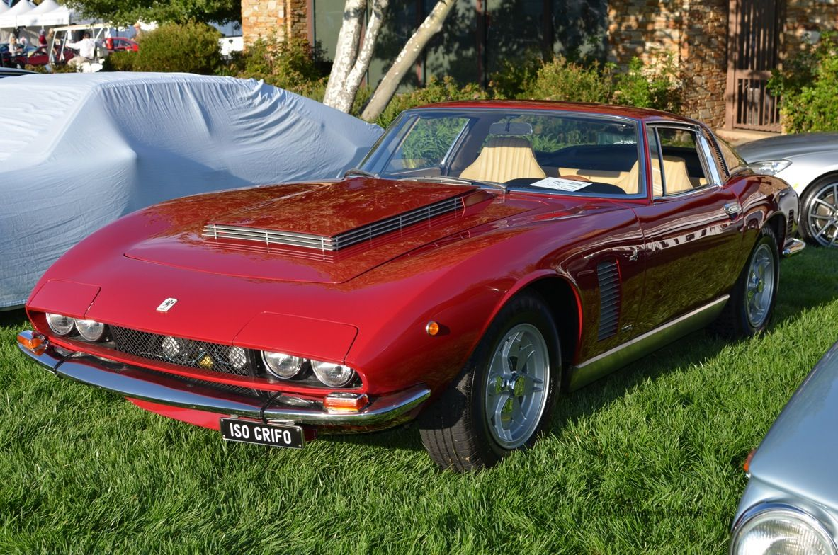 Car Of The Day Classic Car For Sale 1973 Iso Grifo