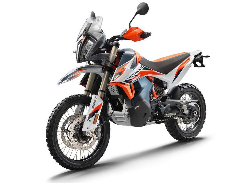 2021 Ktm 890 Adventure Rally Ve R Modeli Motosikletler Macera Motorsiklet