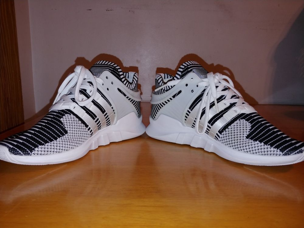low priced 93571 1ddd4 Adidas EQT Support ADV Equipment Shoes White Black Men s Size 10  fashion   clothing  shoes  accessories  mensshoes  athleticshoes (ebay link)