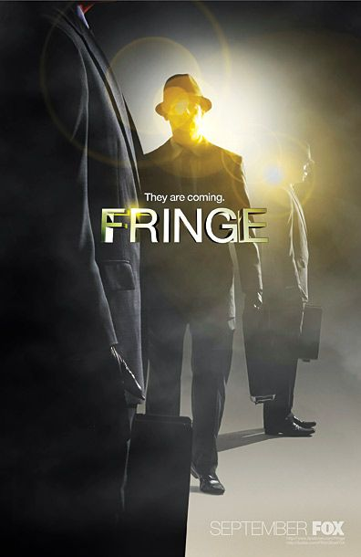 Fringe  The countdown to Fringe's fifth and final season begins on Comic-Con's biggest stage. Literally. For the first time ever, Fox's sci-fi saga will hold court inside fabled Hall H. ''It's bittersweet,'' admits exec producer J.H. Wyman, ''but I think we have lots of good stuff in store for our fans.'' The goodies include the poster you see on this page, plus cryptic teases of what's to come.