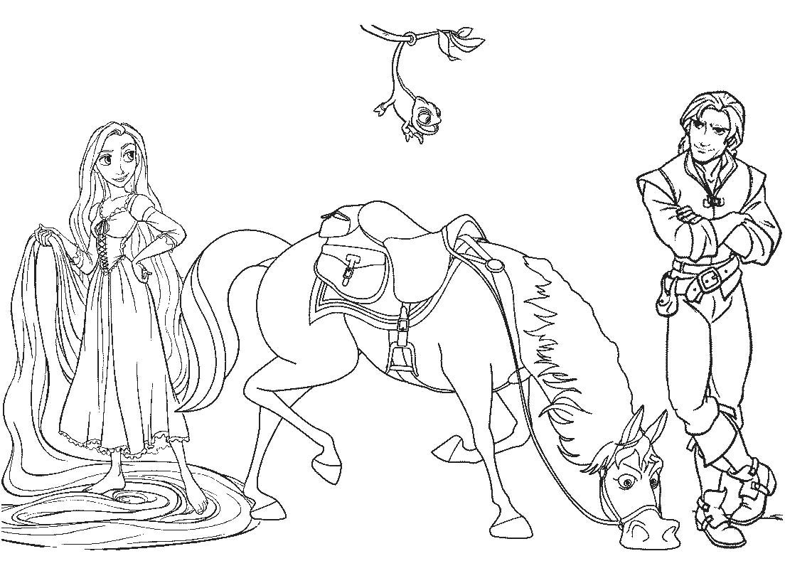 fin hopp pony coloring pages - photo#15