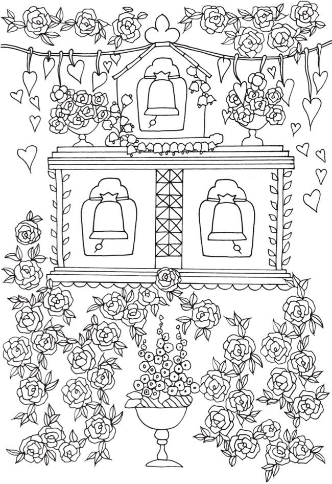 Bliss Celebrate Coloring Book Your Passport To Calm 5 Sample Pages Free Coloring Pages Cute Coloring Pages Coloring Books
