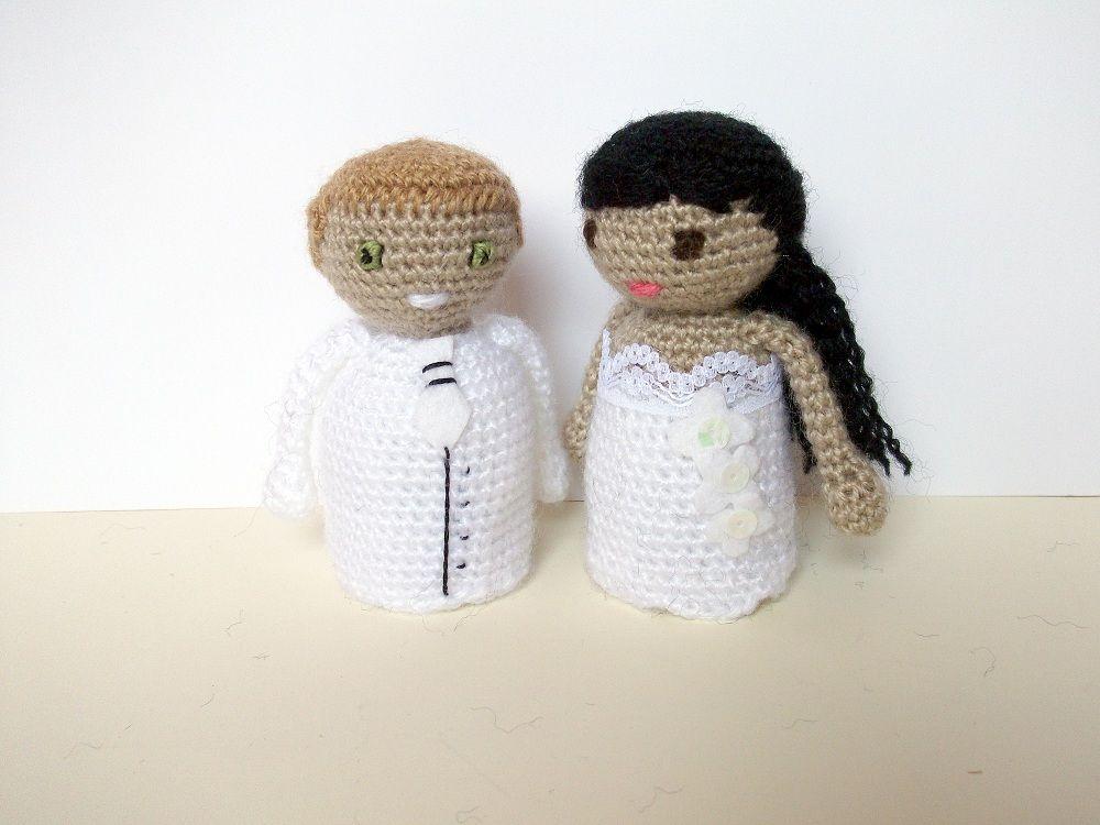 Noviogurumis - Personalized wedding dolls | Noviogurumis ...