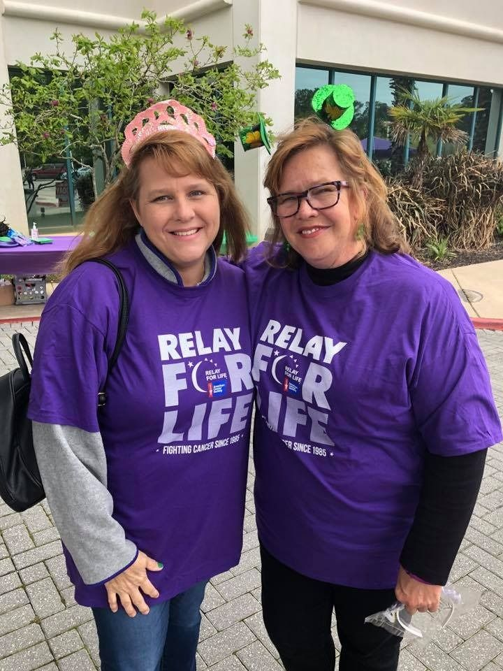Diagnostic imaging services participated in the relay for