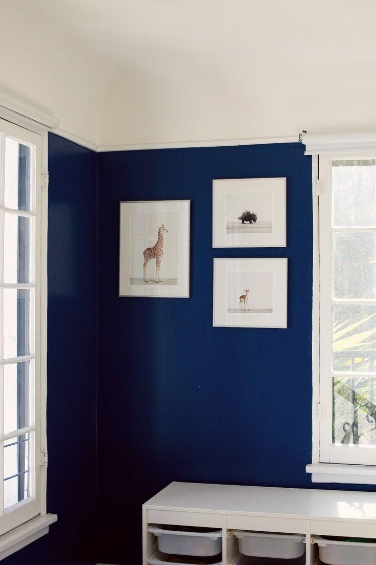 Behr Indigo Color Google Search Blue Accent Walls Behr Blue