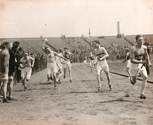 TRACK: Penn Relays, 1917