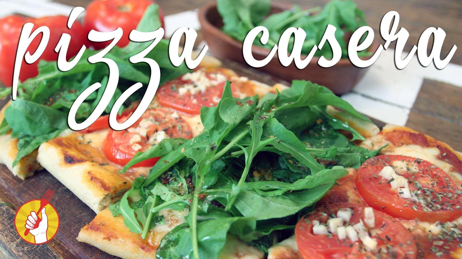 como hacer la masa de la pizza