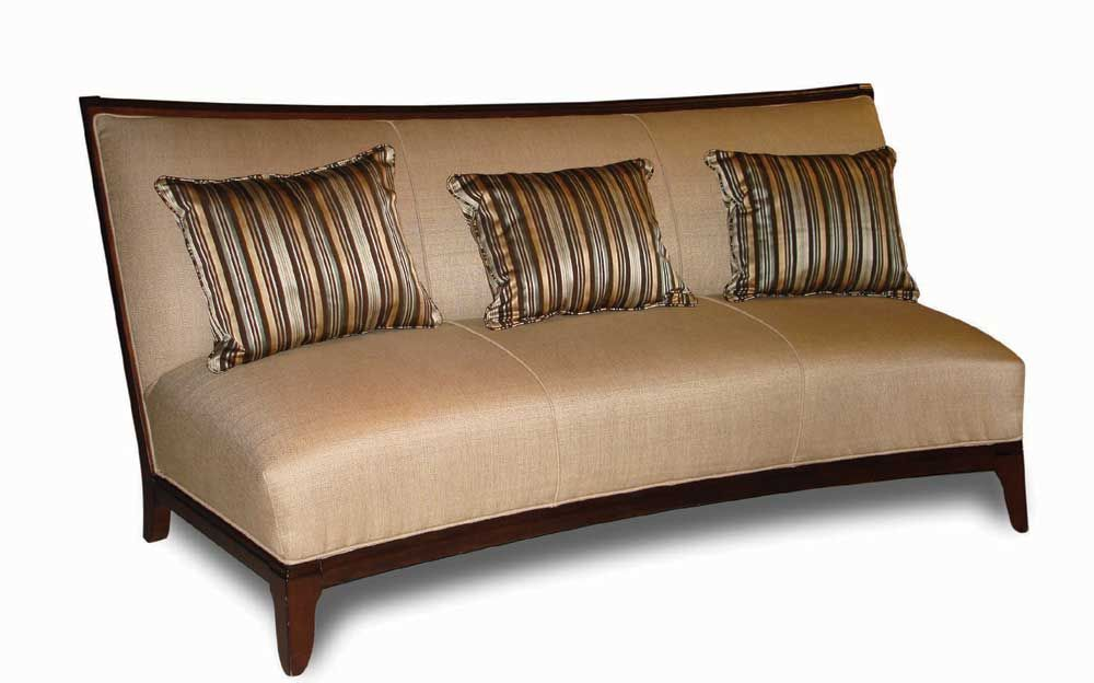 Nicole Gold Sofa By Schnadig   Gardiners Furniture   Sofa Baltimore,  Towson, Pasadena,
