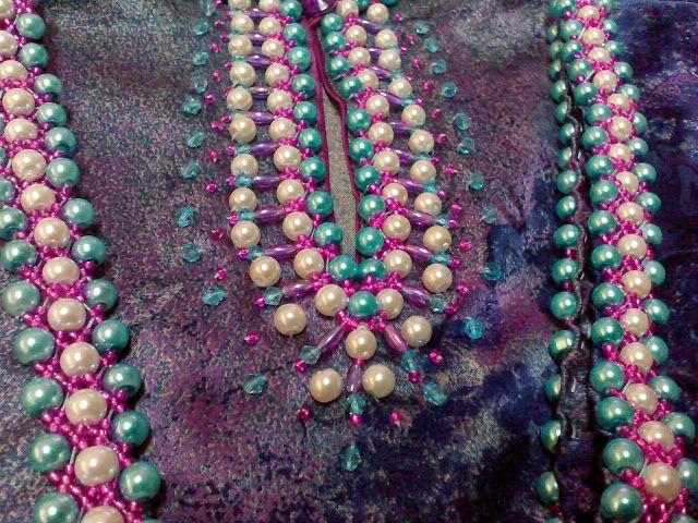 One Craftmaya: Sulam manik