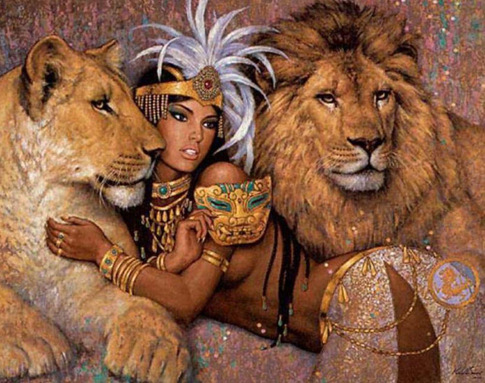 Львы девушки работа курсовая работа новые модели дополнительного образования девушек