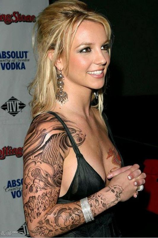 Tomorrow Tattoo Tatuaje Musica Musica Electronica Tatuajes