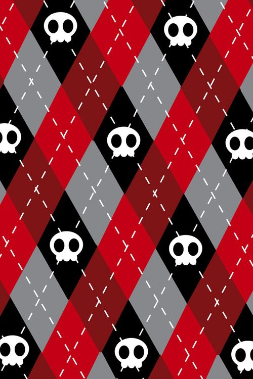 Skull Wallpapers Download Group 500 750 Red And Black Skull