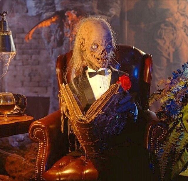 Tales From The Crypt With Images Horror Show Horror Tales