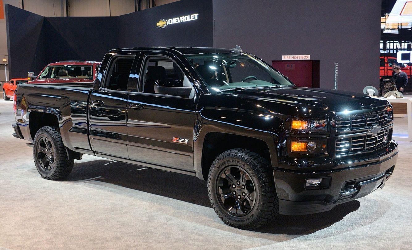 Kelebihan Chevrolet Silverado 2015 Spesifikasi
