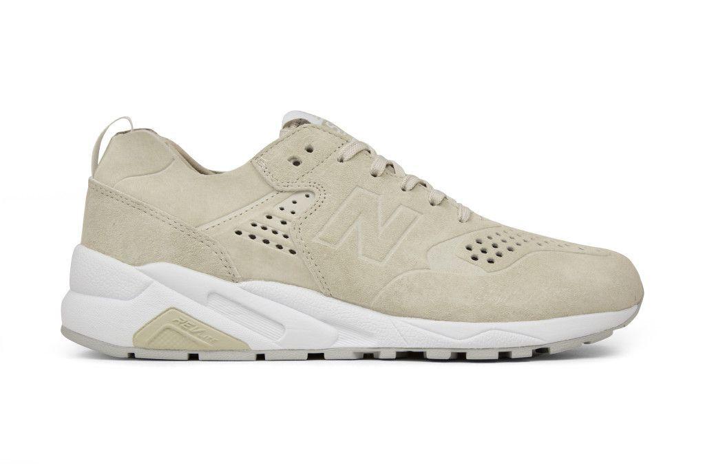 new balance beige 580 outdoor trainers