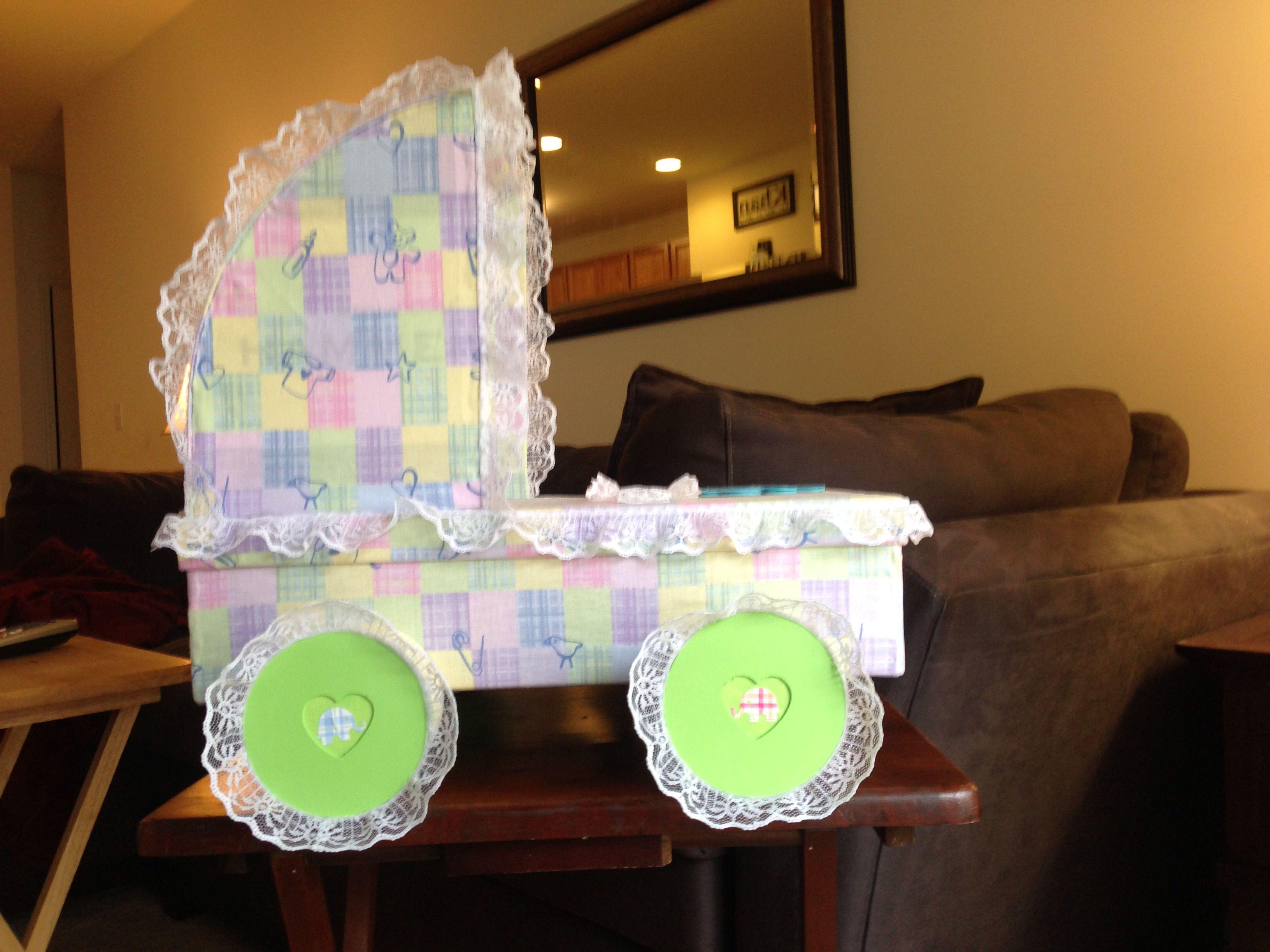 Baby shower card box baby shower card box baby shower