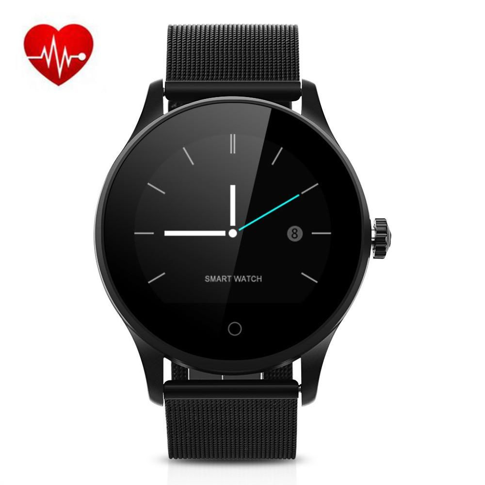 Bluetooth Smartwatch Heart Rate Monitor Pedometer Dialing
