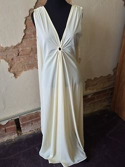 Grecian Goddess Gown Super comfortable and super chic, this is a win-win www.therufflifelingerie.com
