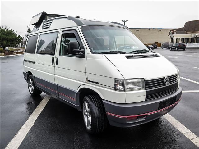 Pin by Bill Wildenberg on VW Eurovan T4 Eurovan camper