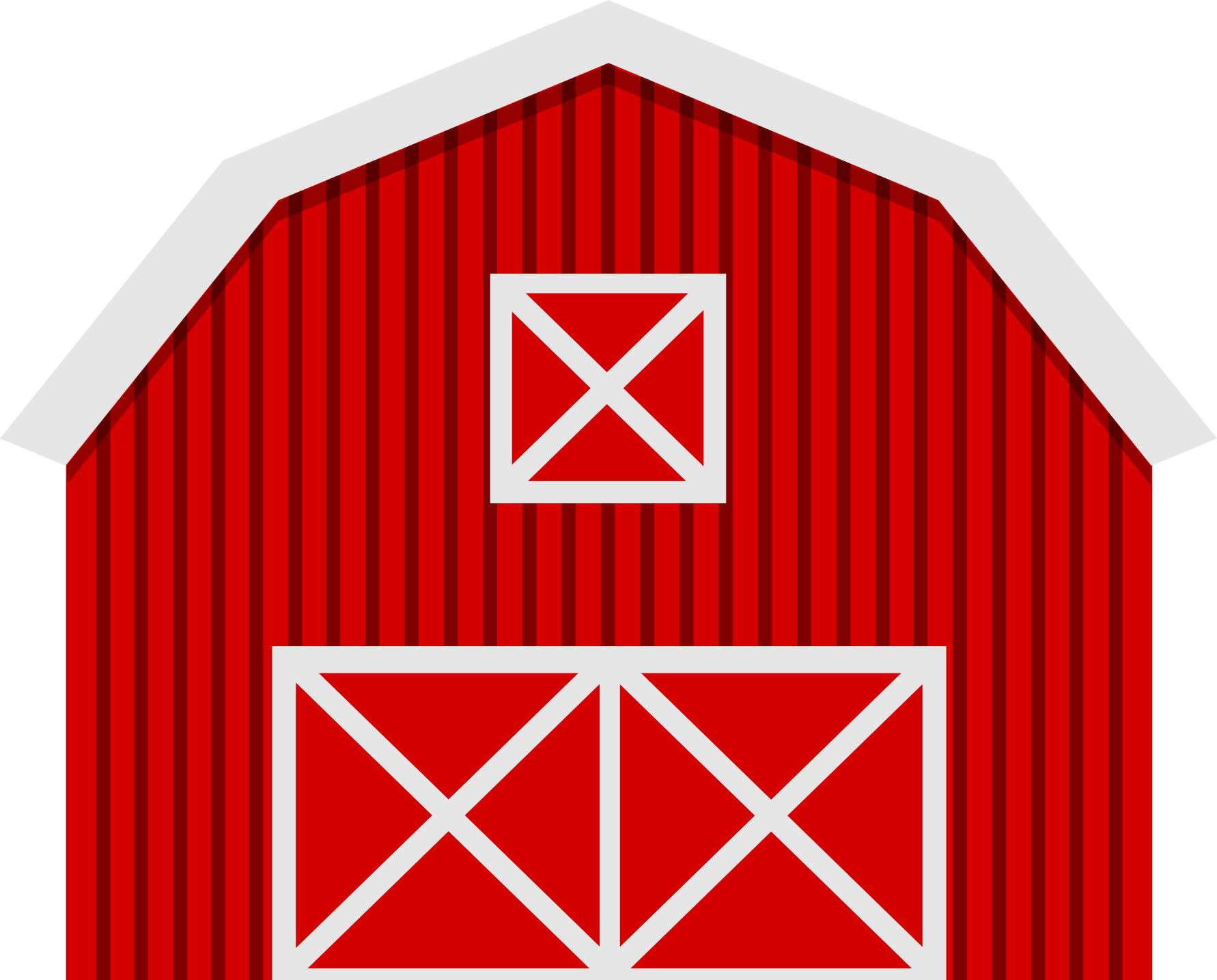 on the farm clip art scrapbooking clip art and project ideas rh pinterest com free clipart barn wood background free clipart barn and silo