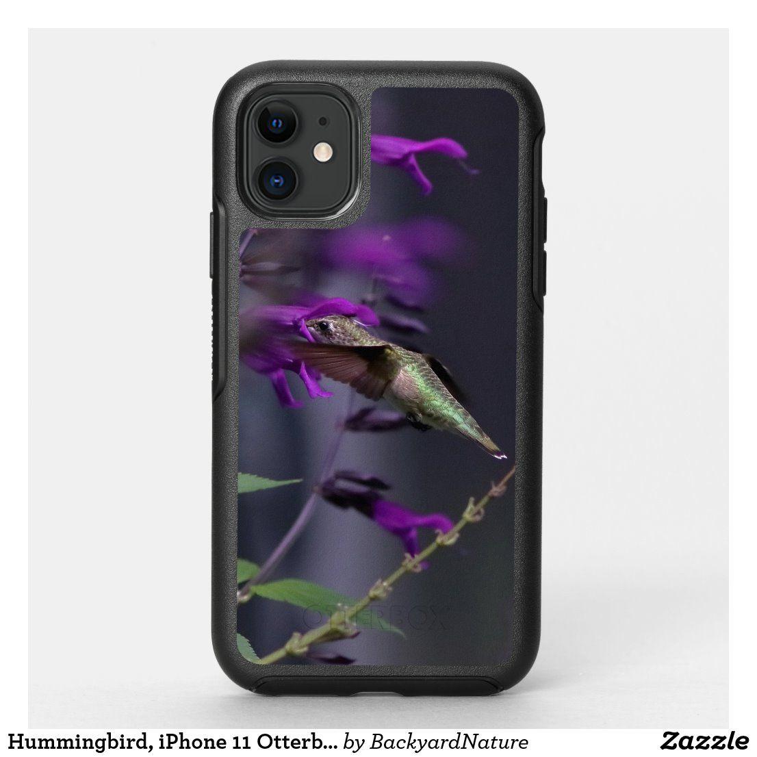 Hummingbird iphone 11 otterbox iphone