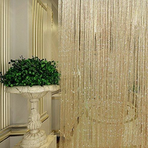 Creative Window Door Curtain For Adding Style To Any Window Or