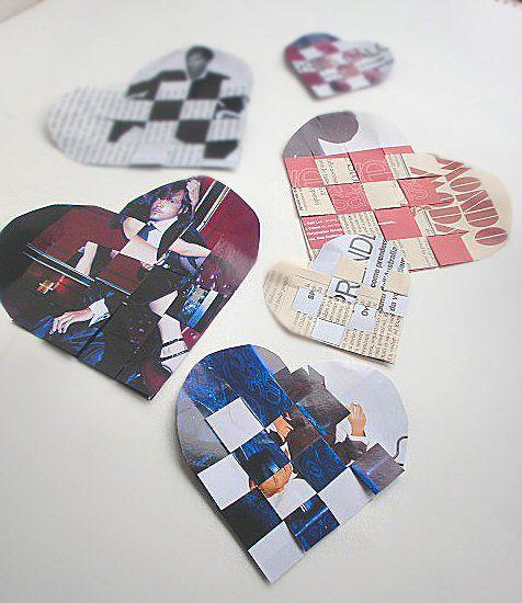 danish hearts,magazine paper,so fun.