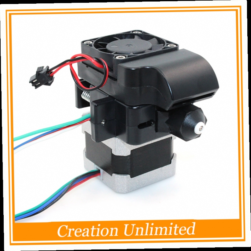 48.70$  Watch now - http://aligvv.worldwells.pw/go.php?t=32697653421 - 3D Printer Parts Extruder Ultimaker 2 Bowden Extruder Motor Kit For 1.75mm Filament UM2 Ultimaker 2 & Fan Cooling