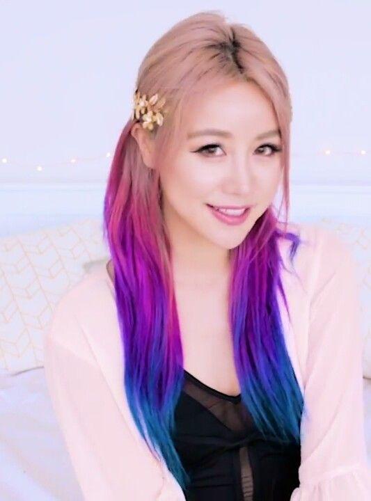 Hair Colours Wengie Pinterest Hair Coloring Hair